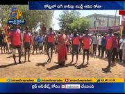 YCP MLA Roja Playing Kabaddi  | Municipal Election Campaign  (Video)