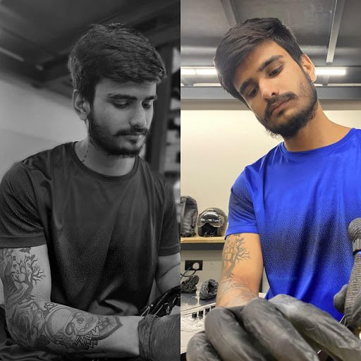 Rachit Jadoun - A Professional Tattoo Artist Is All Set To Make His Name In The Industry