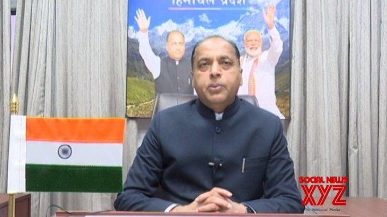 Himachal CM thanks Centre for oxygen plants