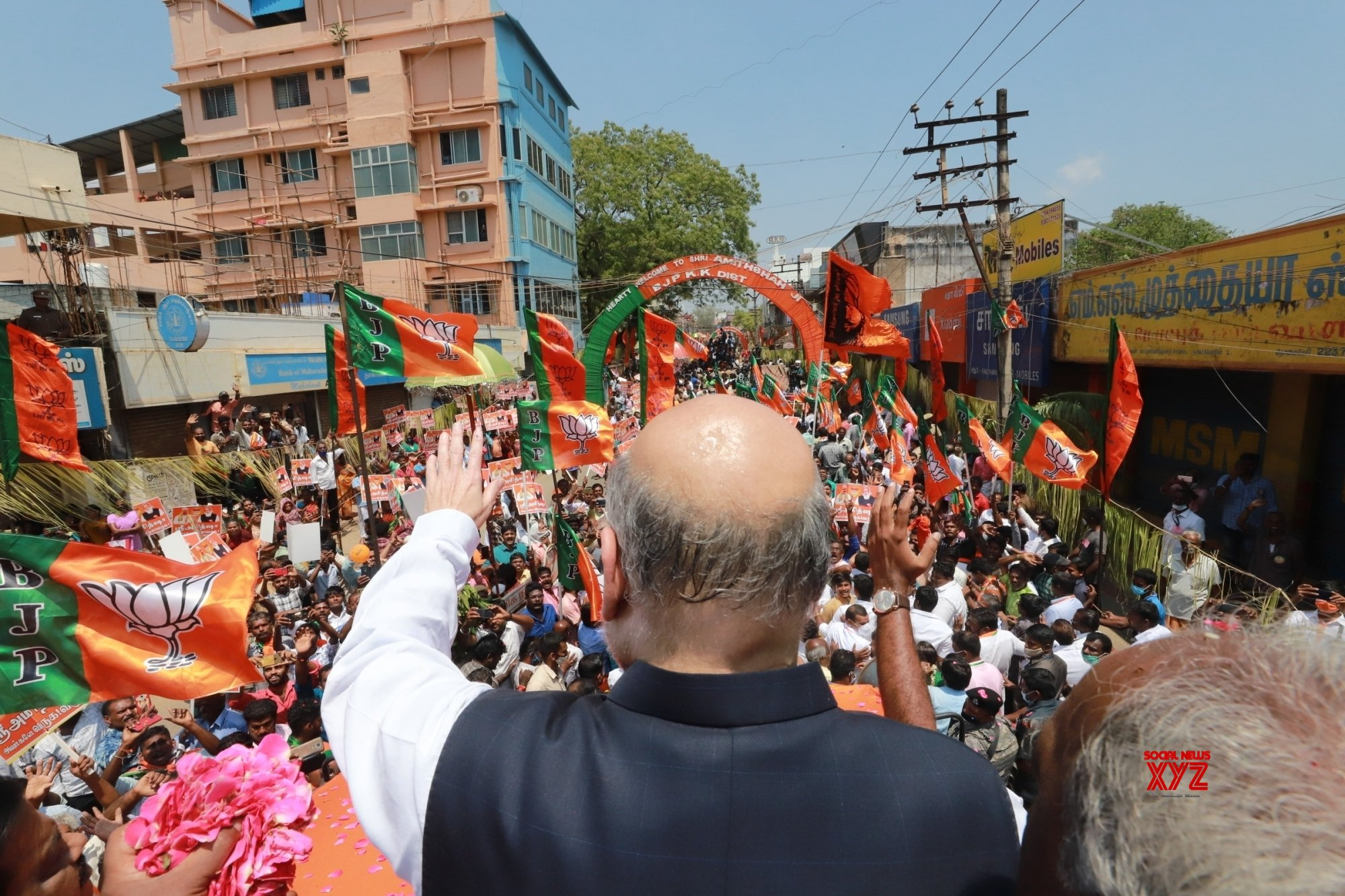BJP to release manifesto in Tamil Nadu