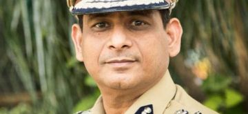 New Mumbai Commissioner of Police HEMANT NAGRALE