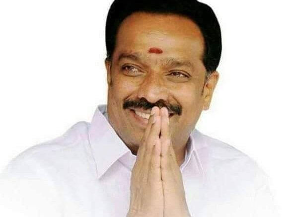 Vigilance raid at premises of former Ex-AIADMK Minister Vijayabhaskar