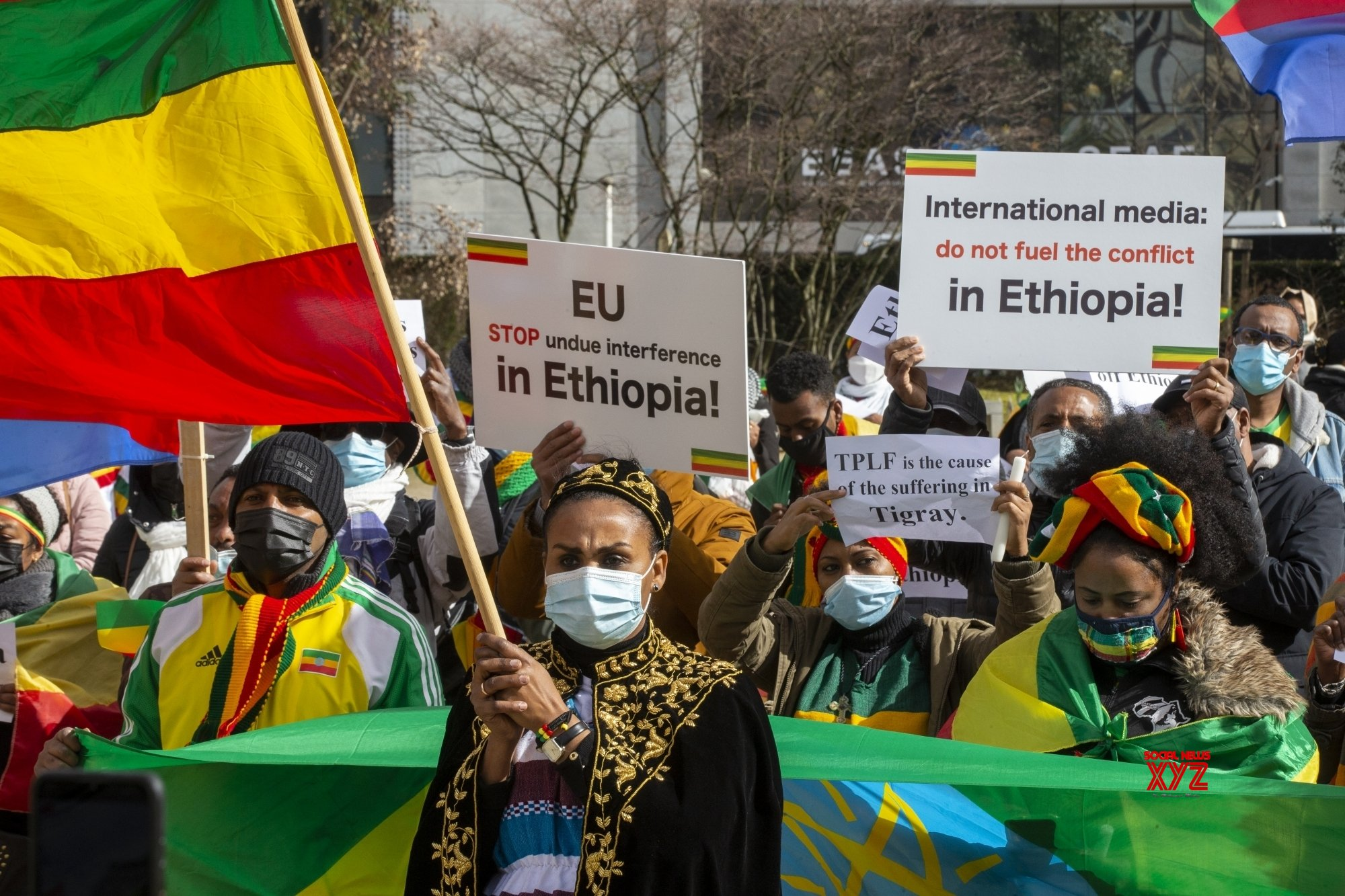 US expresses concern over Tigray crisis