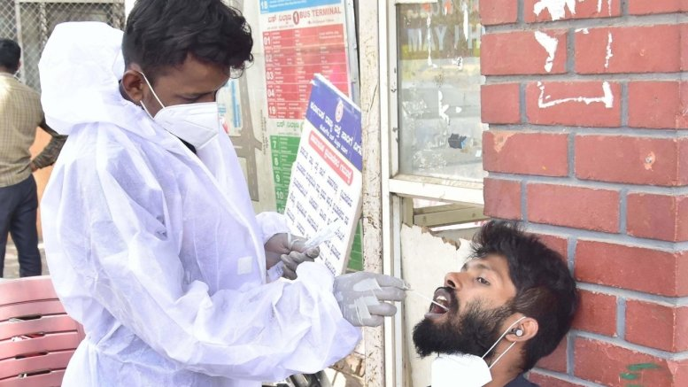 Active Covid cases cross 53,000-mark in Karnataka