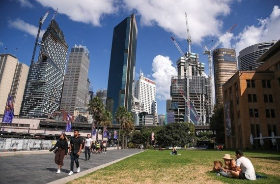 Australia: Aussie state winds down COVID - 19 restrictions to near pre - pandemic levels #Gallery