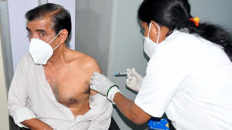 Andhra to vaccinate 6 lakh daily during 'vaccination utsav'