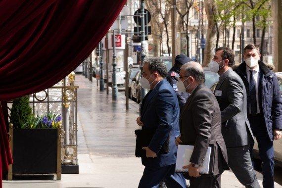 """U.S. calls Vienna talks constructive, rejecting Iran's """"maximalist demands"""" #Gallery"""