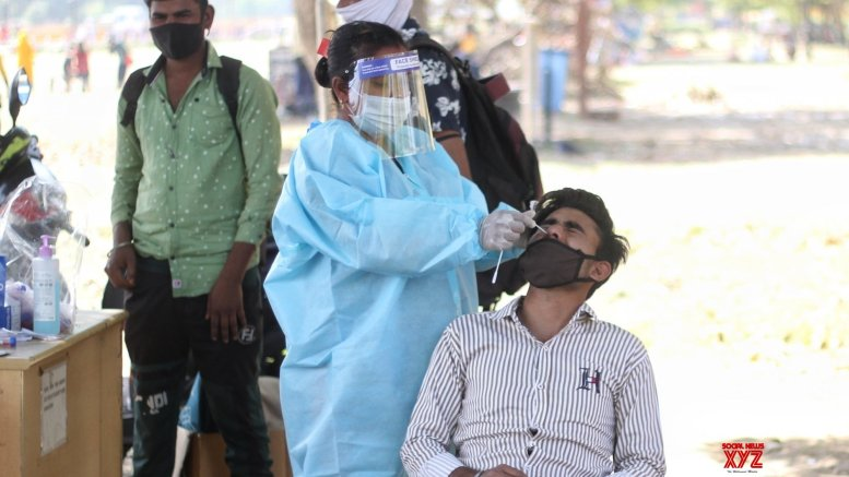 India reports record 1,26,789 new Covid cases, 685 deaths