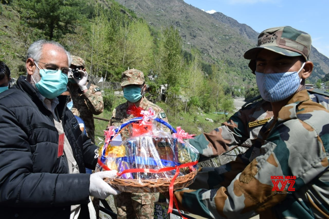 Free Photo: Indian Army sends back PoK youth who crossed LoC. #Gallery
