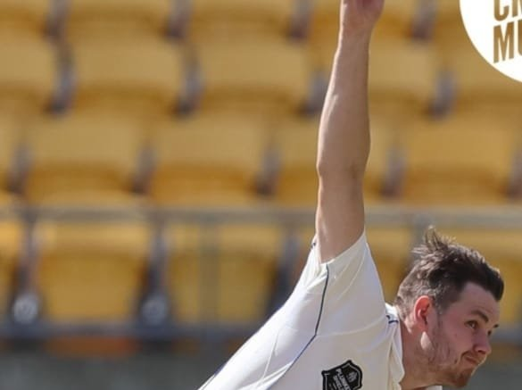 Ravindra, Duffy in New Zealand Test squad