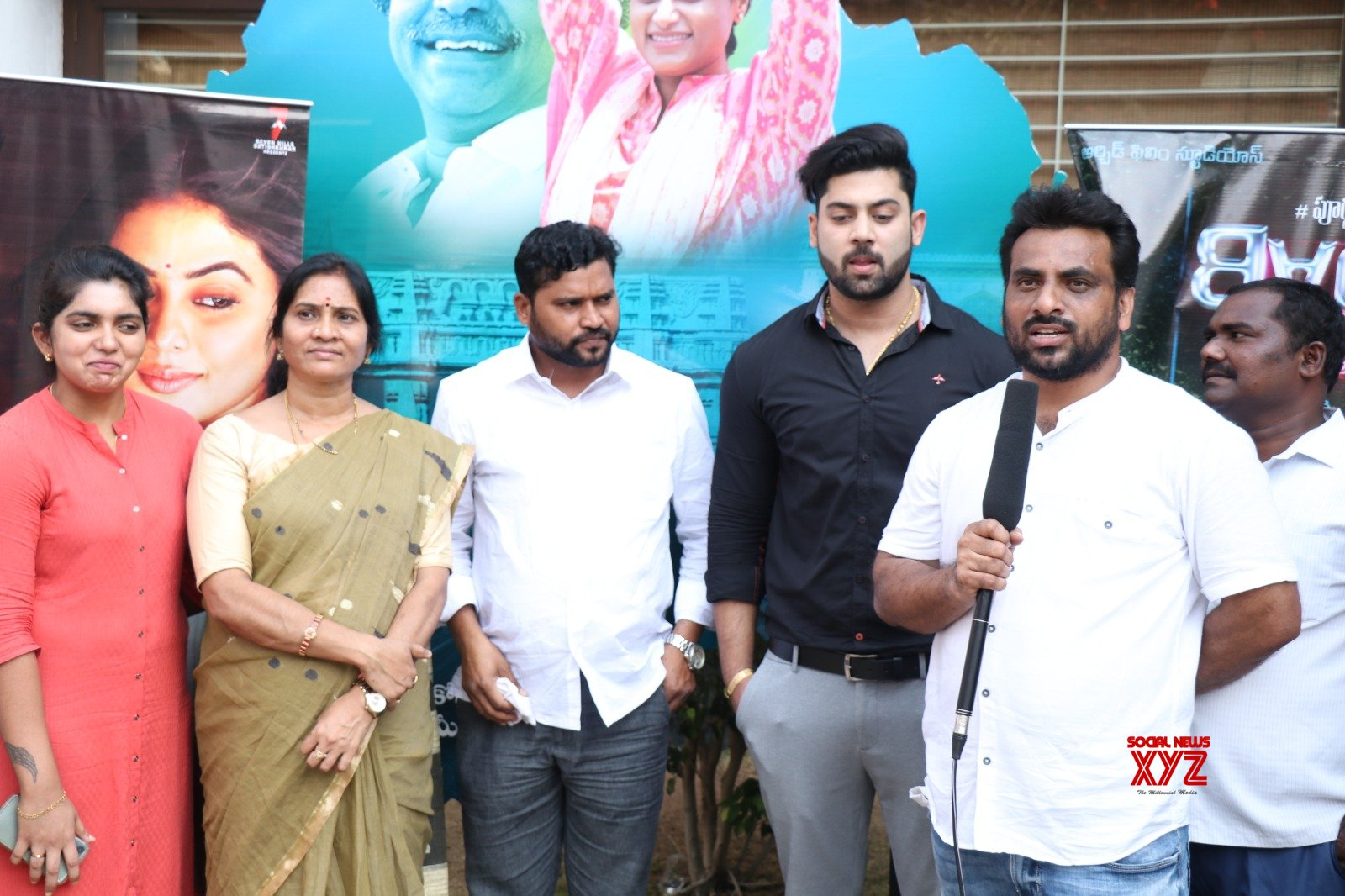 Back Door Movie Song Launched By YS Sharmila - Gallery
