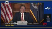 Cuomo addresses family receiving COVID tests (Video)