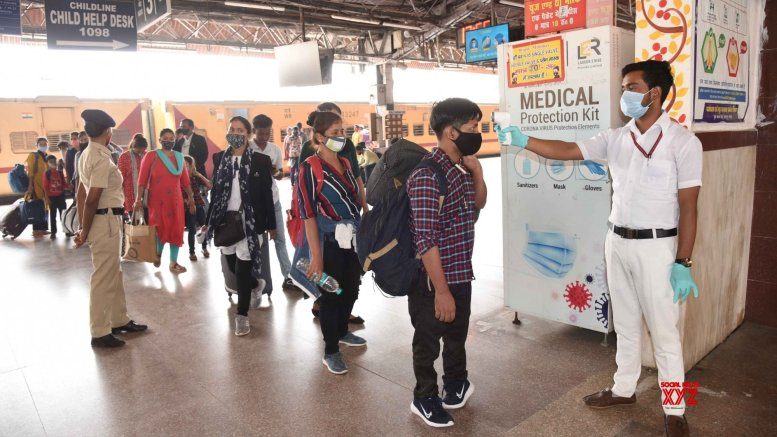 3 railway staff among 14 test Covid positive at Patna junction