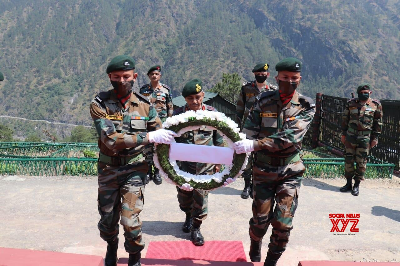Top Army officer visits forward locations in Arunachal