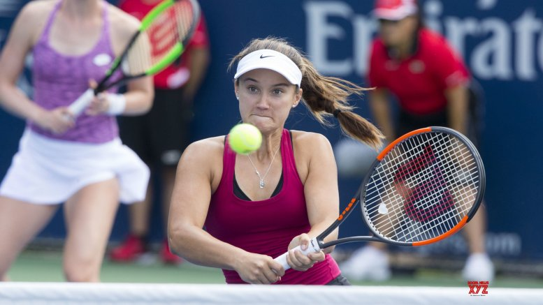 Davis stuns Kenin to progress in Charleston tennis