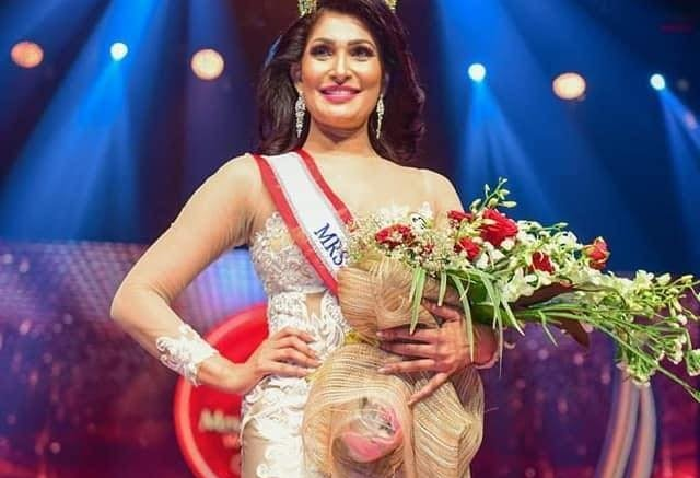 Ex-SL beauty queen arrested after pageant fiasco