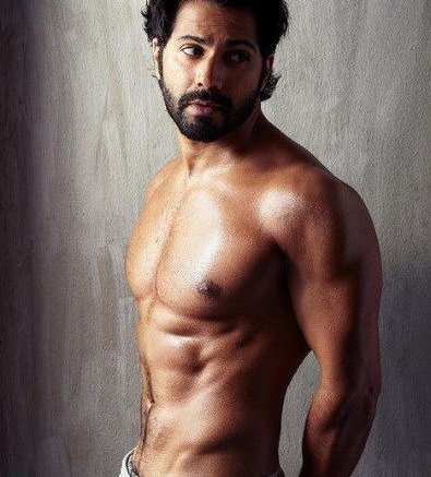 Varun Dhawan Setting Some Fitness Goals
