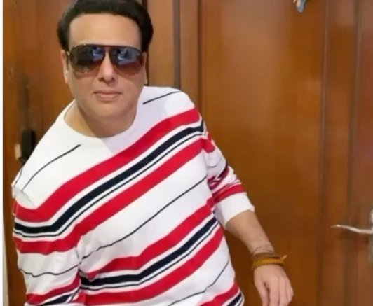 Govinda tests Covid negative, says 'Apun aa gayela hain'