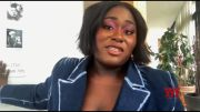 Danielle Brooks stands in solidarity with the Asian community (Video)