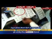 TDP Alleges Rigging @ Uyyandana | Questions Officials | in Guntur Dist  (Video)