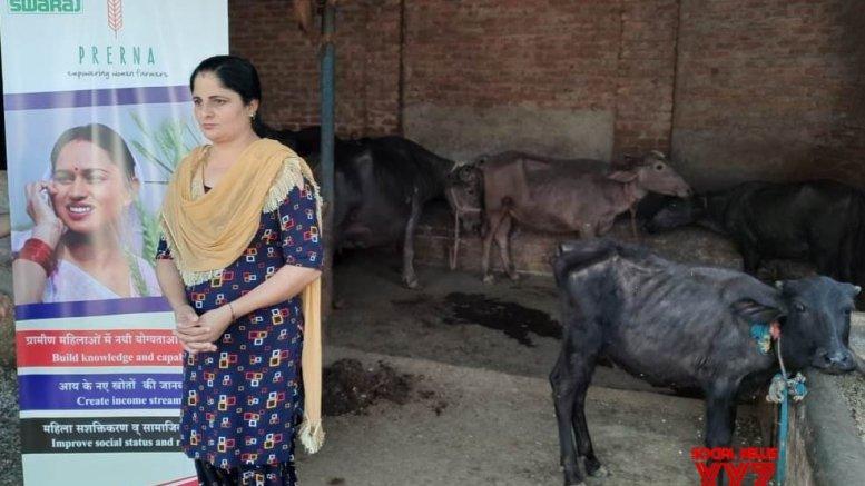 'Prerna' empowers Punjab farm women as changemakers