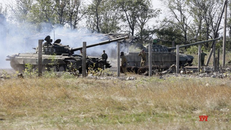 'Russia to protect E.Ukraine residents if needed'