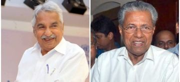 Covid positive Vijayan, Chandy stable.(Photo:IANS)