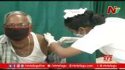 NTV: COVID Vaccine Shortage in Telugu States Creates Tension (Video)