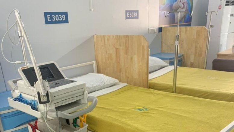 Only 150 beds in IGIMS, 108 in PMCH available for Covid patients