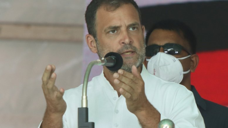 Everything will be remembered: Rahul on deaths due to O2 shortage