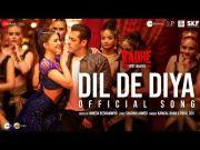 Dil De Diya - Radhe  Salman Khan, Jacqueline Fernandez  Himesh Reshammiya Kamaal K,Payal D Shabbir A [HD] (Video)