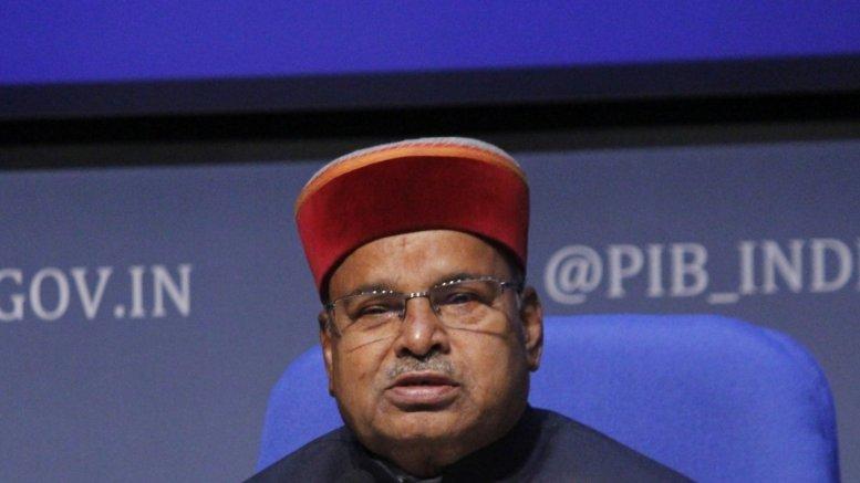 Union Minister Thawar Chand Gehlot's daughter dies