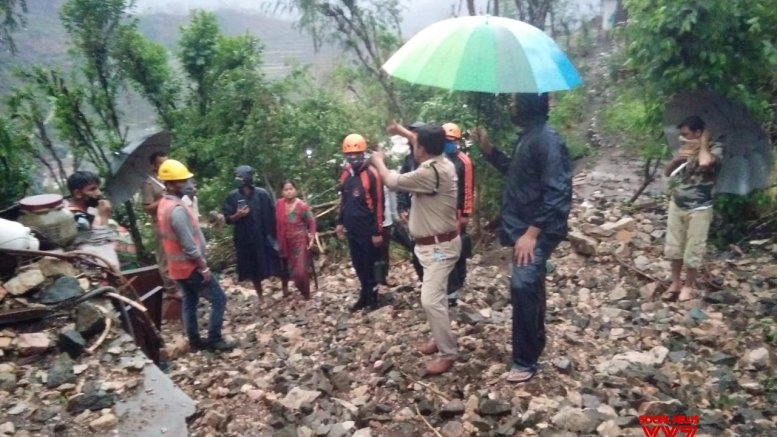 3 incidents of cloudburst in Uttrakhand, no causality reported