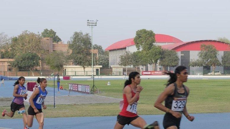 Women's 4x400m relay team on the edge ahead of Olympics