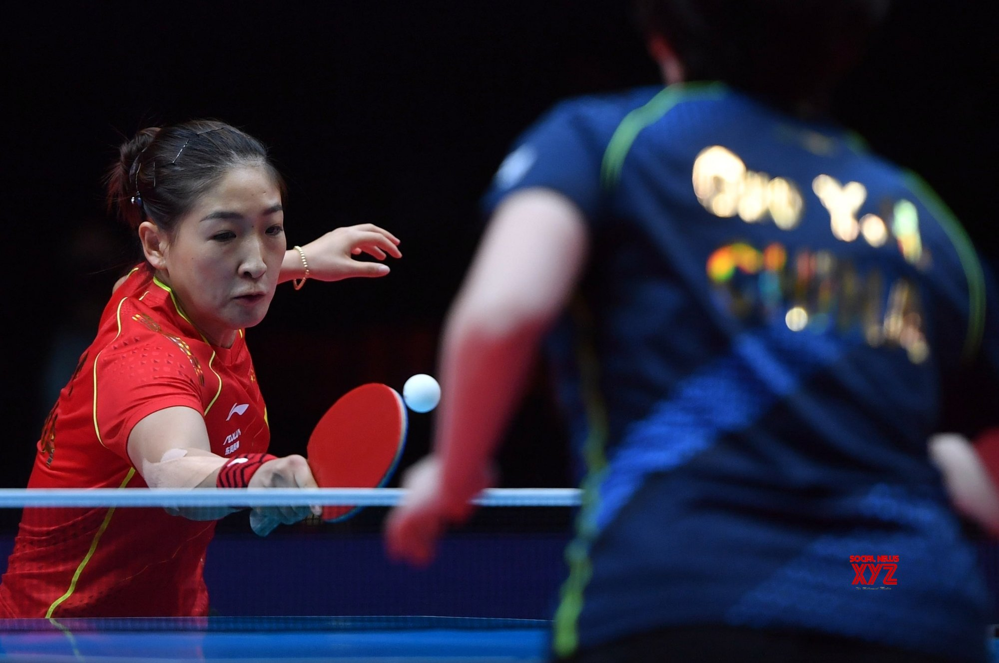 Chinese T-T players to undergo tough trials for Tokyo
