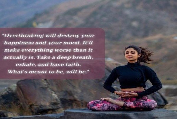 Shilpa Shetty Sets Some Monday Motivation, Says We Will Overcome This