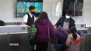 Passengers arrive in US amid disaster in India (Video)