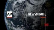 AP Top Stories May 3 P (Video)