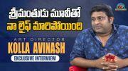 Art Director Avinash Kolla Exclusive Interview (Video)