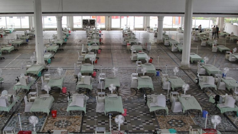 JIPMER increases number of beds for Covid patients