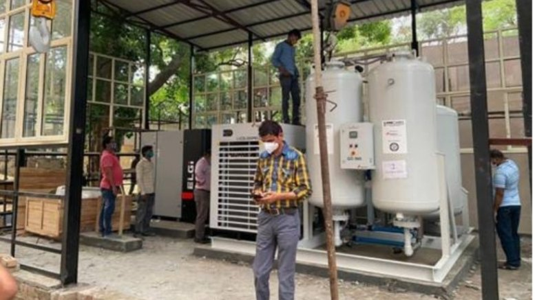 PM-Cares allocates funds to install 500 oxygen plants in India in 3 months