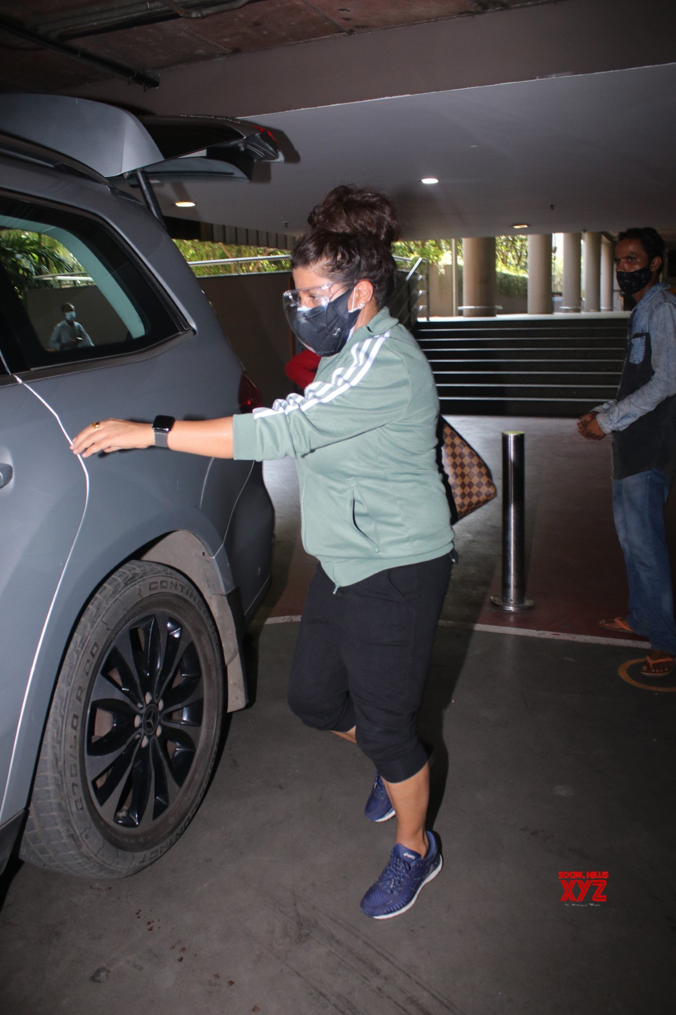 Zoya Akhtar Spotted At Airport Arrival - Gallery