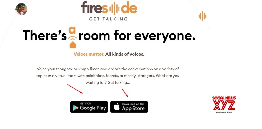 Homegrown audio chat app fireside now available on iOS, Android