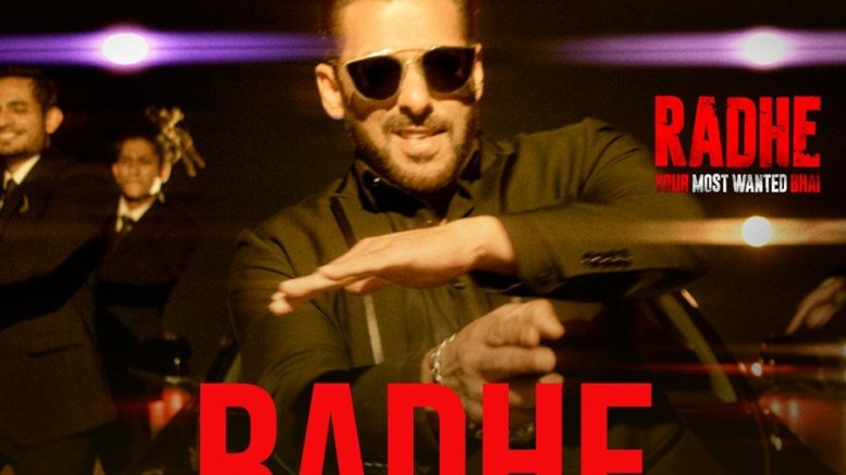 Title Track Of Radhe - Your Most Wanted Bhai Out Tomorrow Confirms Salman Khan