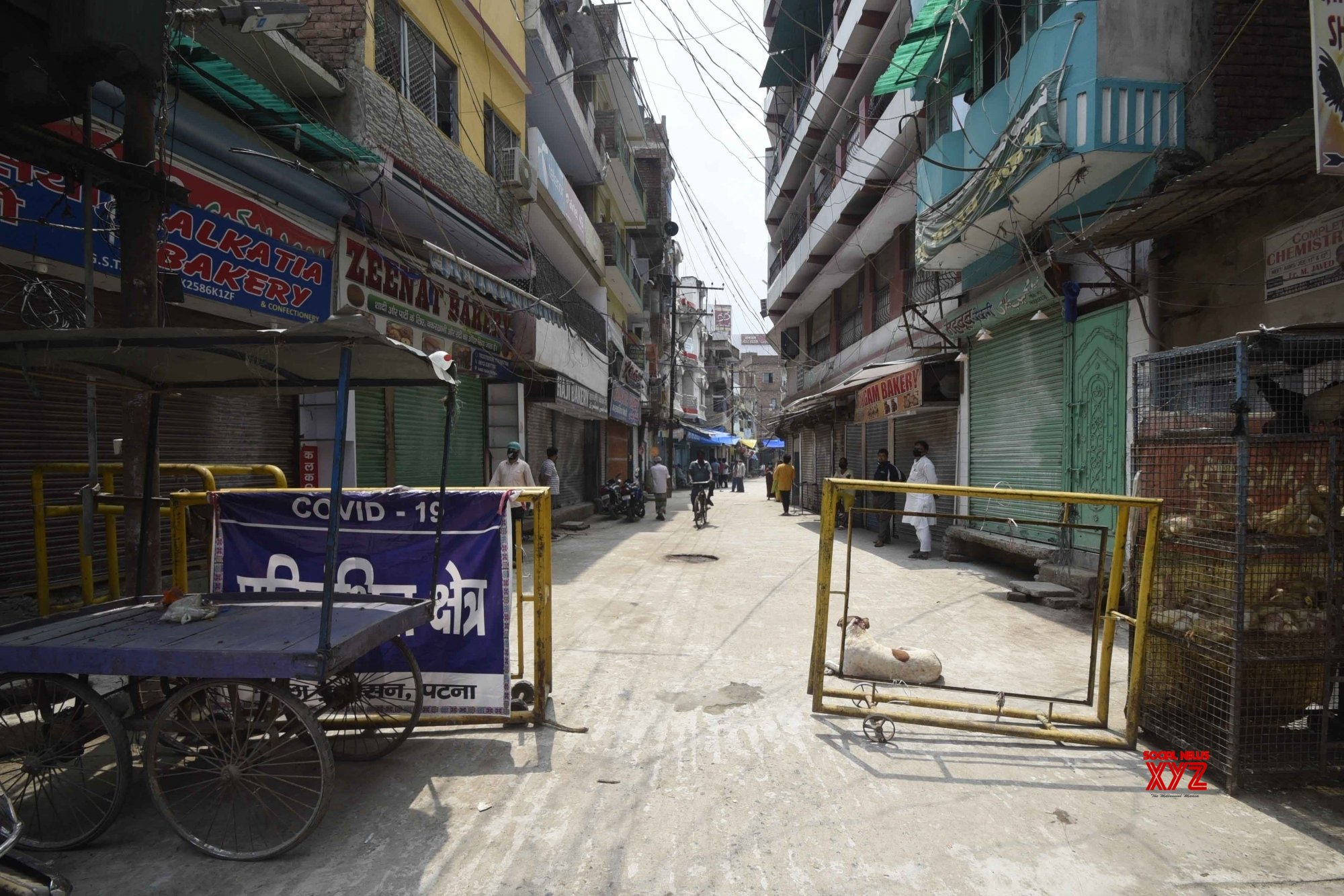 Bihar goes under lockdown till May 15 amid Covid surge