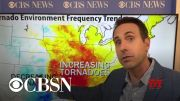 Southern U.S. faces severe weather threat, more possible tornadoes (Video)