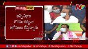 NTV: Minister Koppula Eshwar Counter to Etela Rajender Comments (Video)