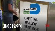 Republican lawmakers in Florida and Texas look to change state voting laws (Video)