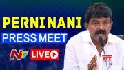 NTV: LIVE : Minister Perni Nani Press Meet Live : Ntv LIVE (Video)