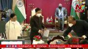 NTV: West Bengal CM Mamata Banerjee Swearing-In LIVE (Video)
